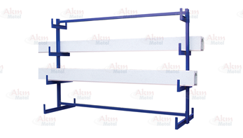 Console Armed Stock Shelf L-65.120