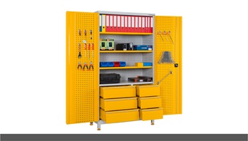 Supplies & File Cabinets