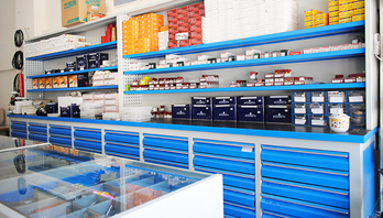 Wholesale Material Stores